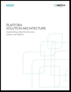 Platfora Solution Architecture